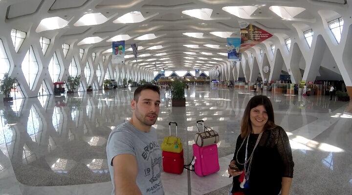 Aerodrom Menara u Marakešu