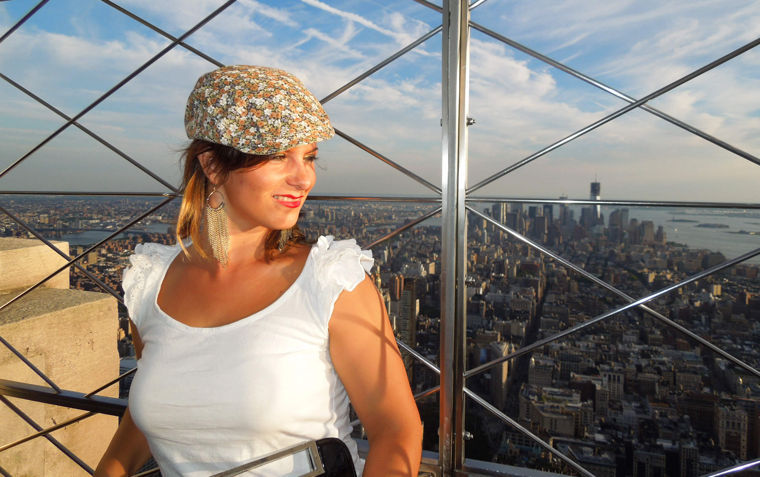Danyontour na zgradi Empire State Building, Manhattan, New York City