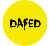 DaFED logo slika