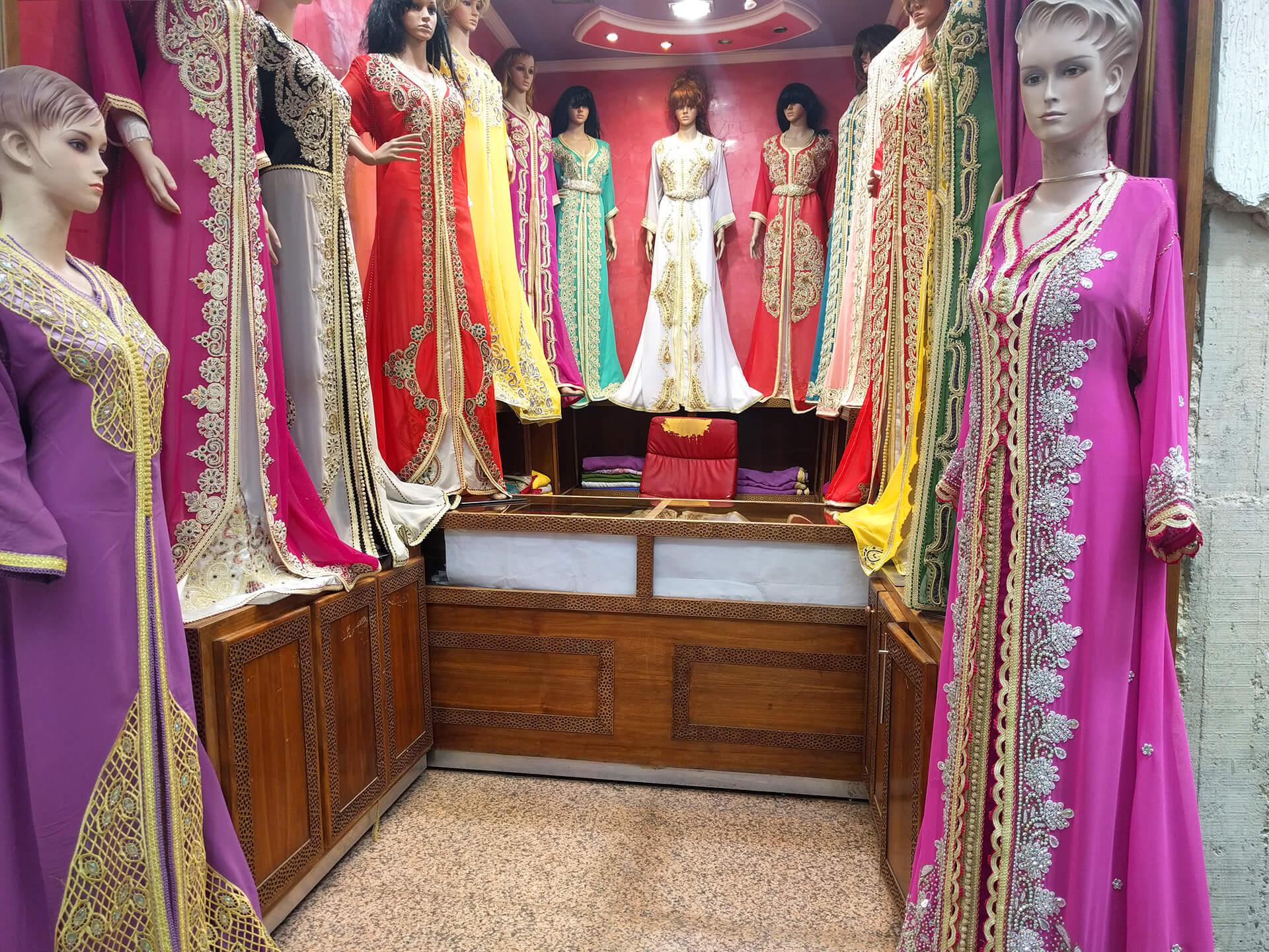 Slika prodavnice kaftana