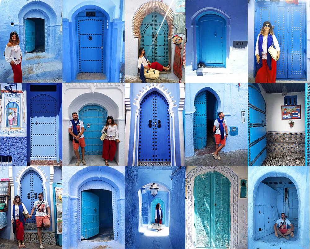 Vrata u Šefšauenu