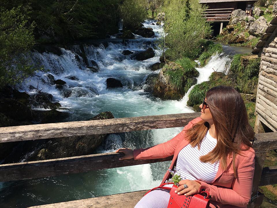 Selo Krupa kod Banja Luke sa svojim slapovima i mlinovima